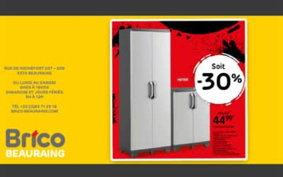 Black Deals chez Brico Beauraing