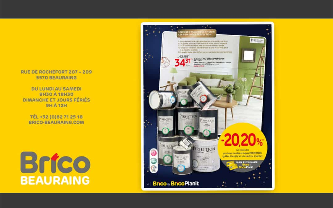 promo brico Beauraing